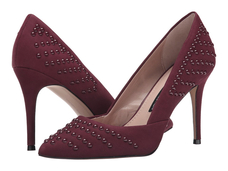 French Connection - Elmyra (Burgundy) Women's Shoes
