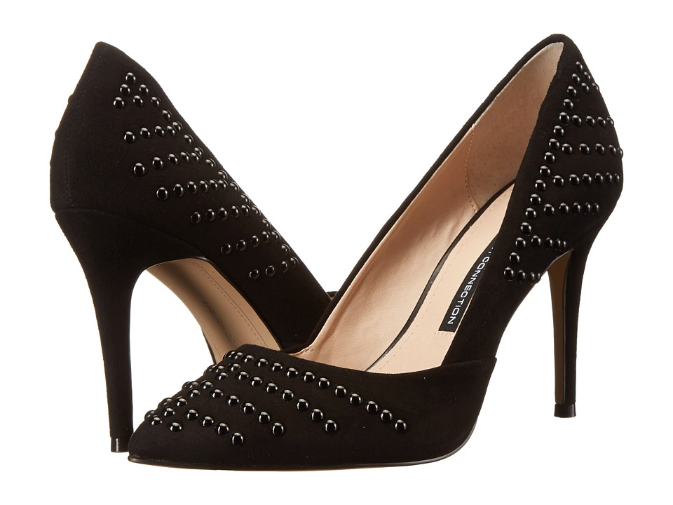 French Connection - Elmyra (Black) Women's Shoes