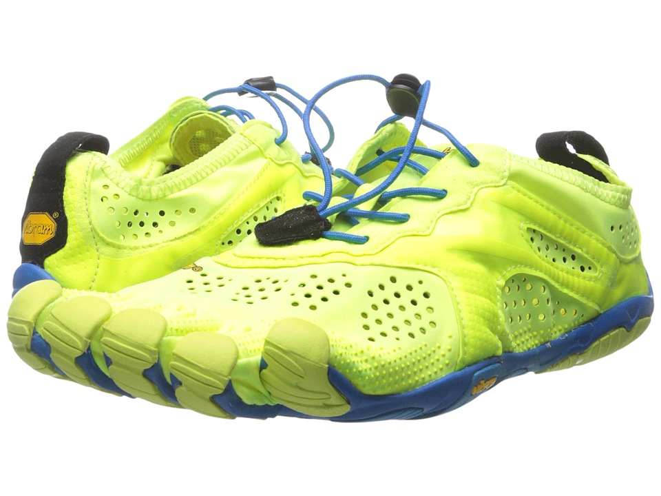 Vibram FiveFingers V Run (Yellow/Blue/Teal) Men