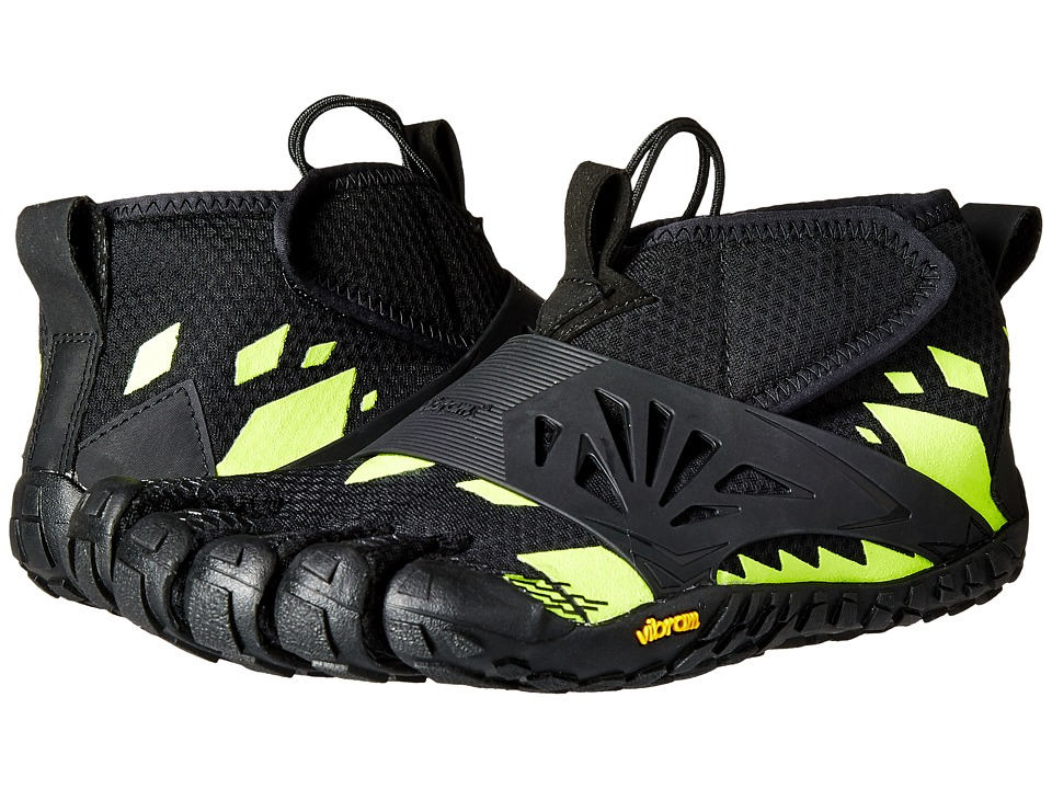 Vibram FiveFingers - Spyridon MR Elite (Black/Yellow) Men's Shoes