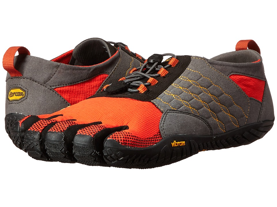 Vibram FiveFingers - Trek Ascent (Grey/Red/Black) Men's Shoes