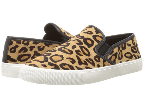 Vaneli - Boden (Camel Leo Haircalf/Black Nappa) Women