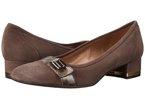Sesto Meucci - Darline (Dark Taupe Suede/Dark Taupe) Women's Shoes