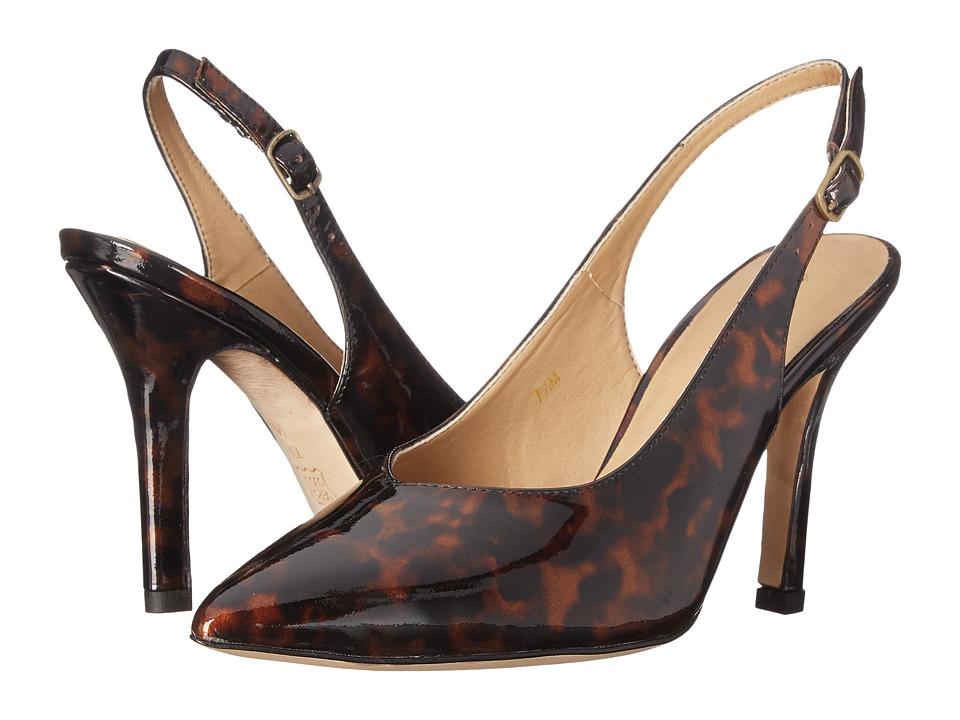 Vaneli - Illy (Tortoise Patent) Women's Shoes