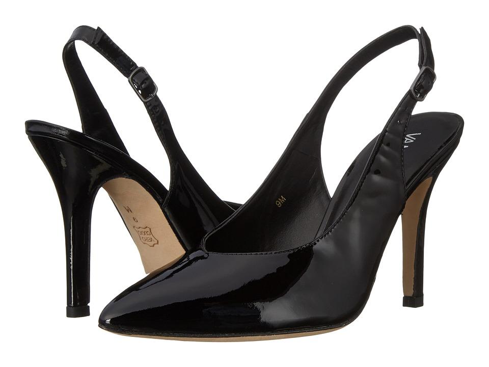 Vaneli - Illy (Black Patent) Women's Shoes