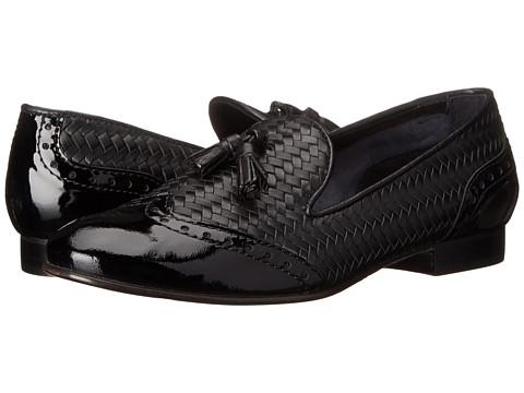 Sesto Meucci - Orella (Black Nappa/Black Patent) Women's Shoes