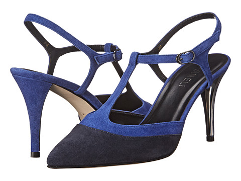 Vaneli - Skerry (Jordan Blue Suede/Navy Suede) Women's Shoes