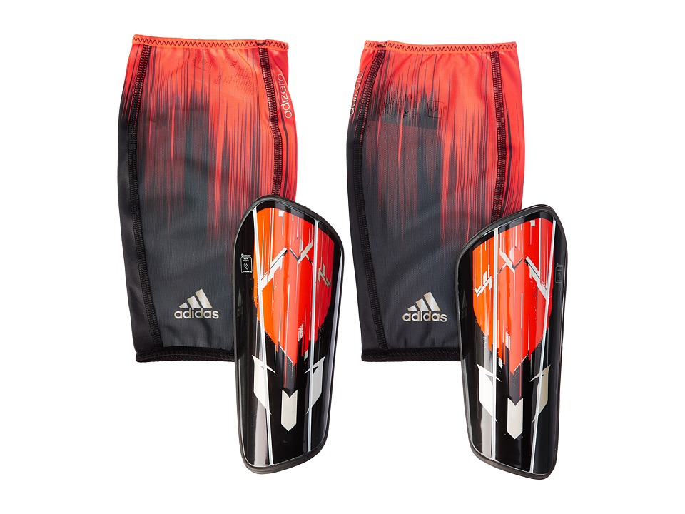 adidas - Messi 10 Pro (Solar Red/Black/Dust Metallic) Athletic Sports Equipment