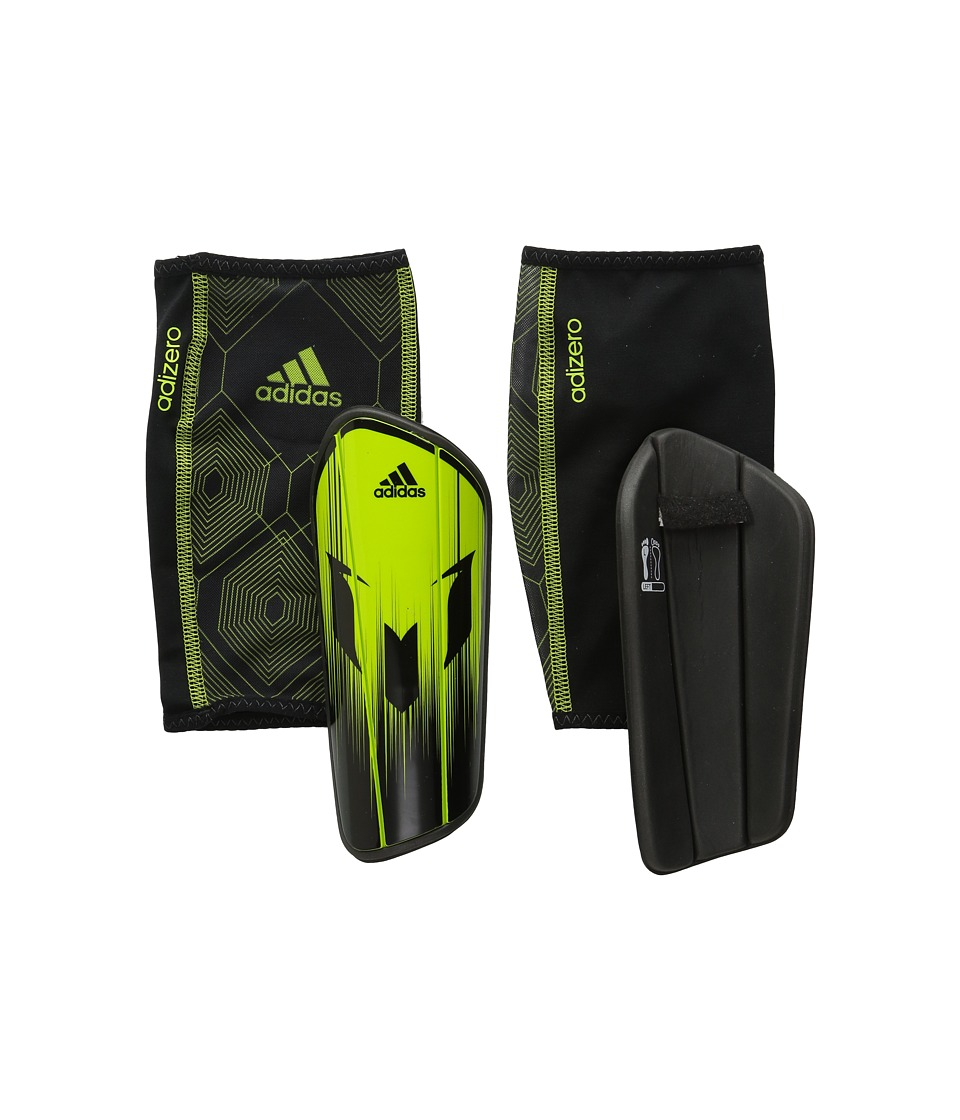 adidas - Messi 10 Pro (Semi Solar Slime/Black) Athletic Sports Equipment