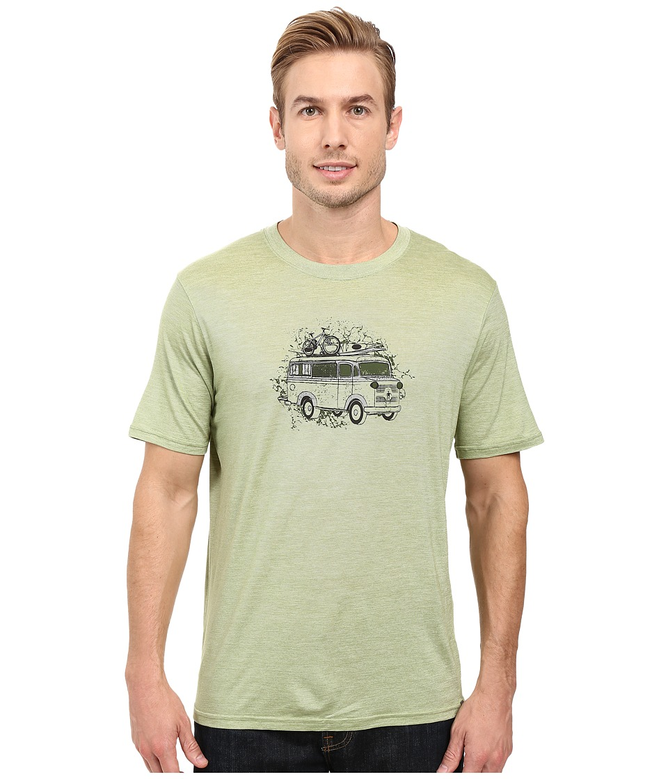 Smartwool - Van Tee (Pesto) Men's T Shirt