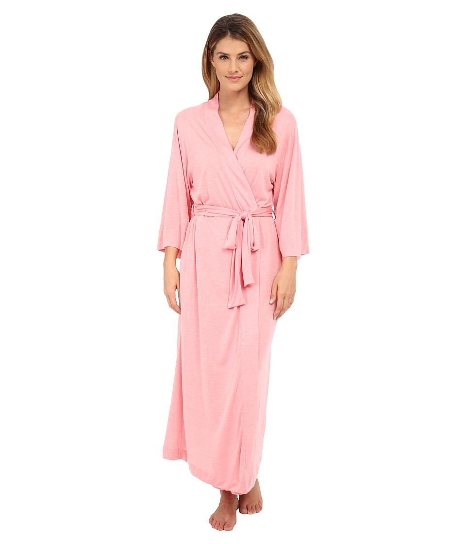 Natori - Shangri-La Robe (Hot Pink Nectar) Women's Robe