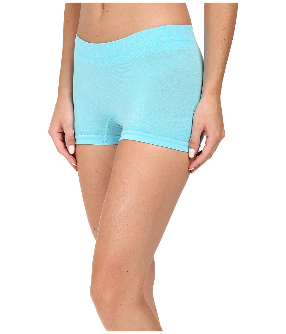 Smartwool - PhD Seamless Boy Short (Light Capri) Women's Underwear
