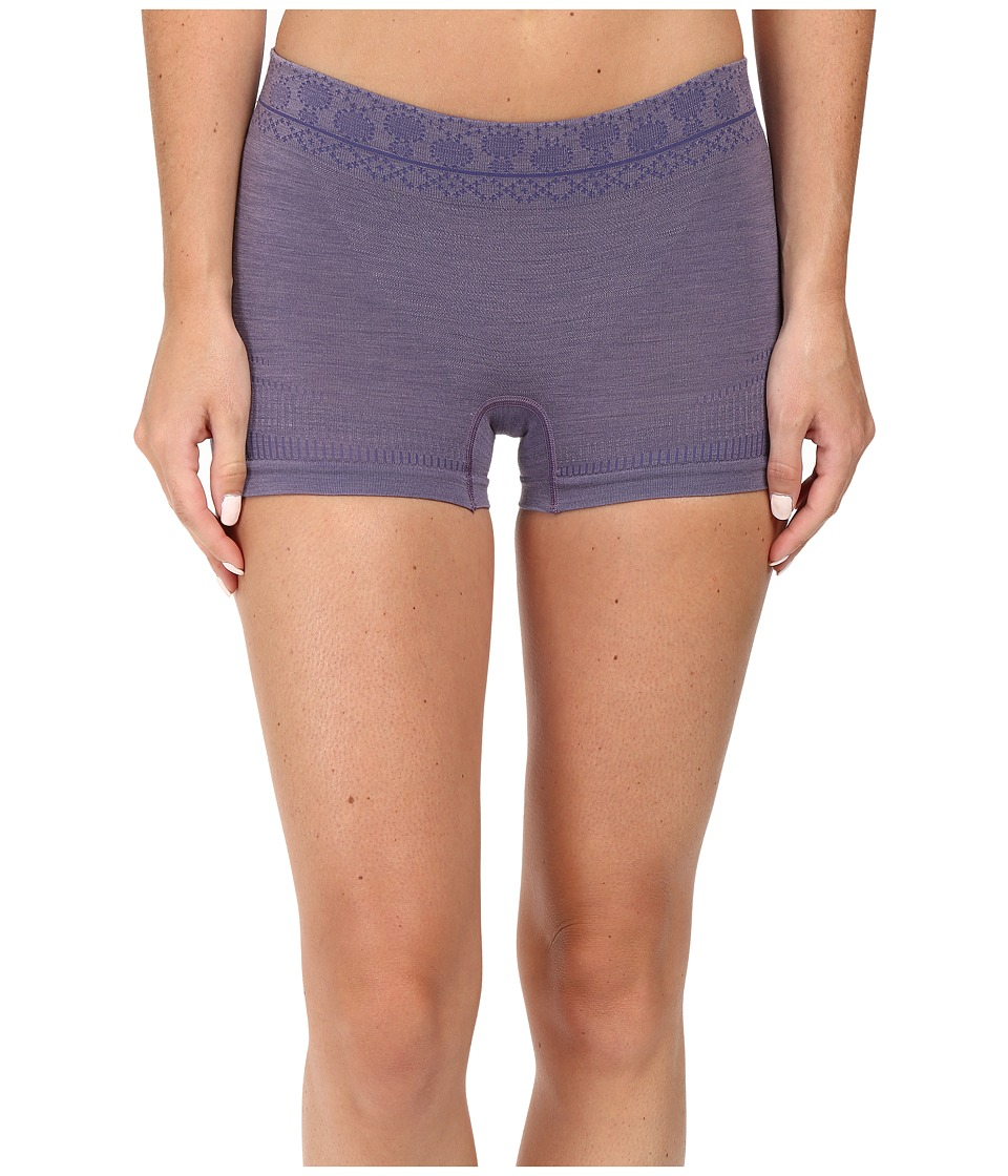Smartwool - PhD Seamless Boy Short (Desert Purple) Women's Underwear