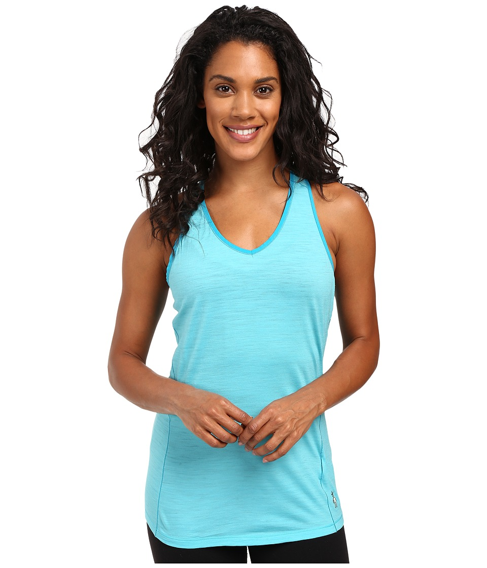 Smartwool - NTS Micro 150 Tank Top (Light Capri) Women's Sleeveless