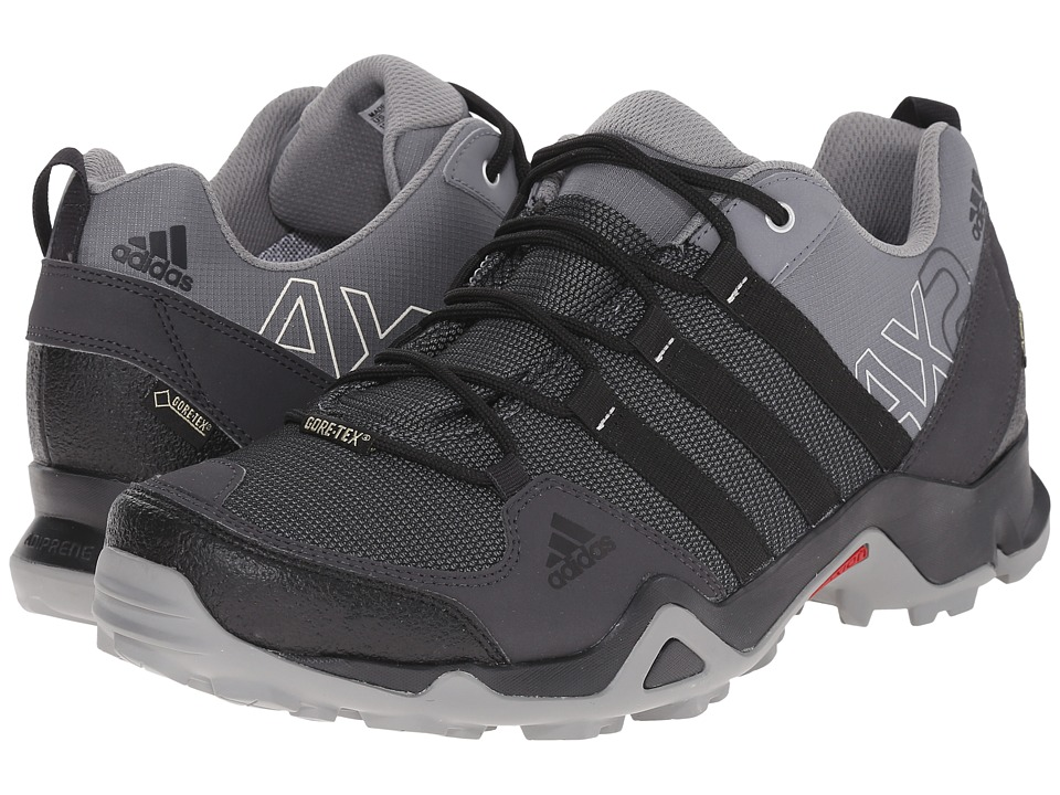 adidas Outdoor - adidas Outdoor - AX 2 GTX (Vista Grey/Black/Shadow Black) Men's Shoes