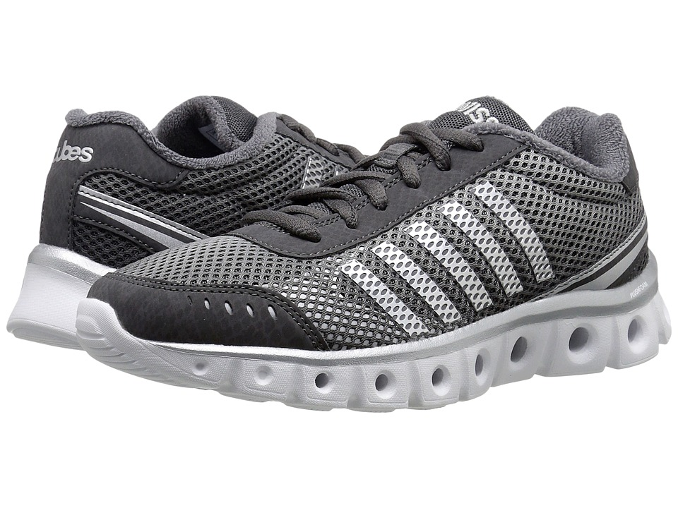 K-Swiss - X Lite Athletic CMF (Charcoal/High Rise/White Mesh) Women's Cross Training Shoes