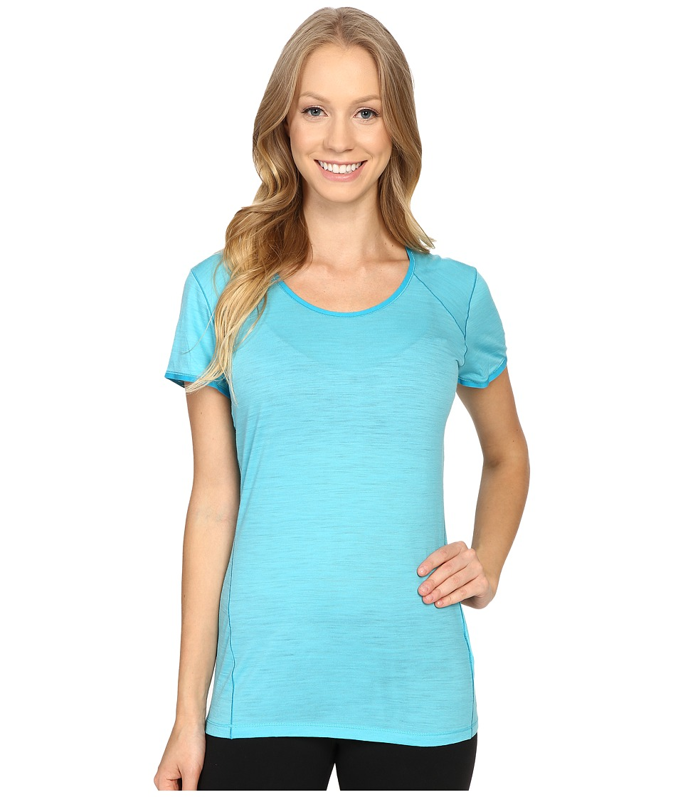 Smartwool - NTS Micro 150 Tee (Light Capri) Women's T Shirt