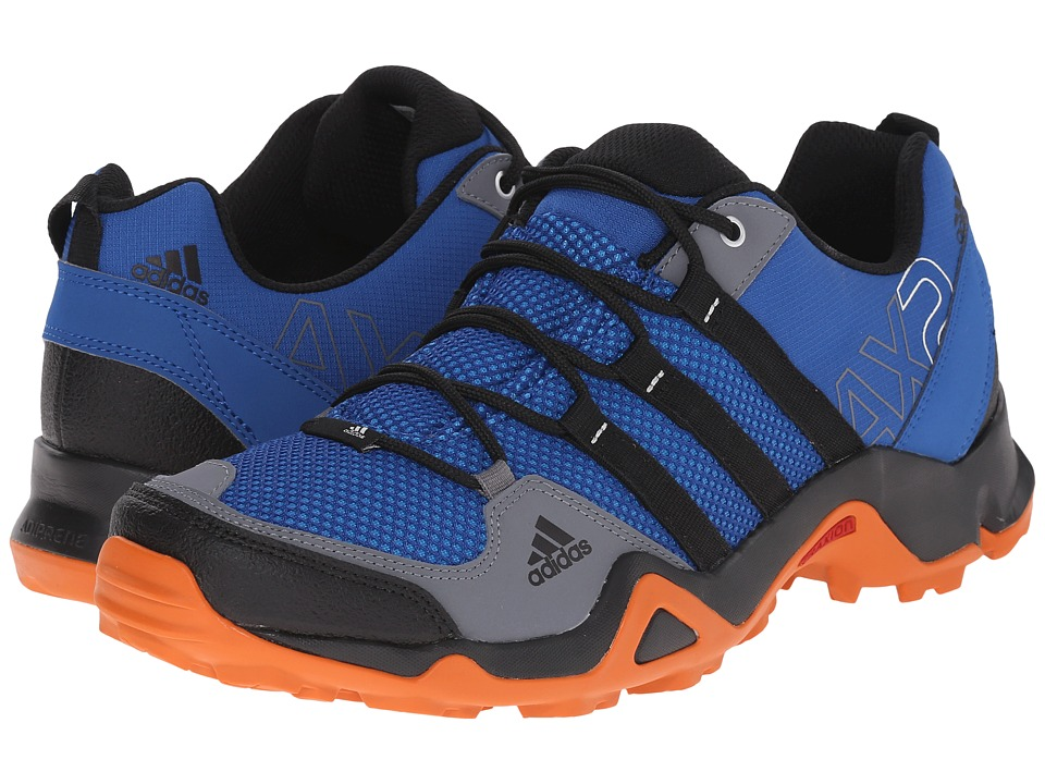 adidas Outdoor - AX 2 (EQT Blue/Black/Shock Blue) Men's Shoes