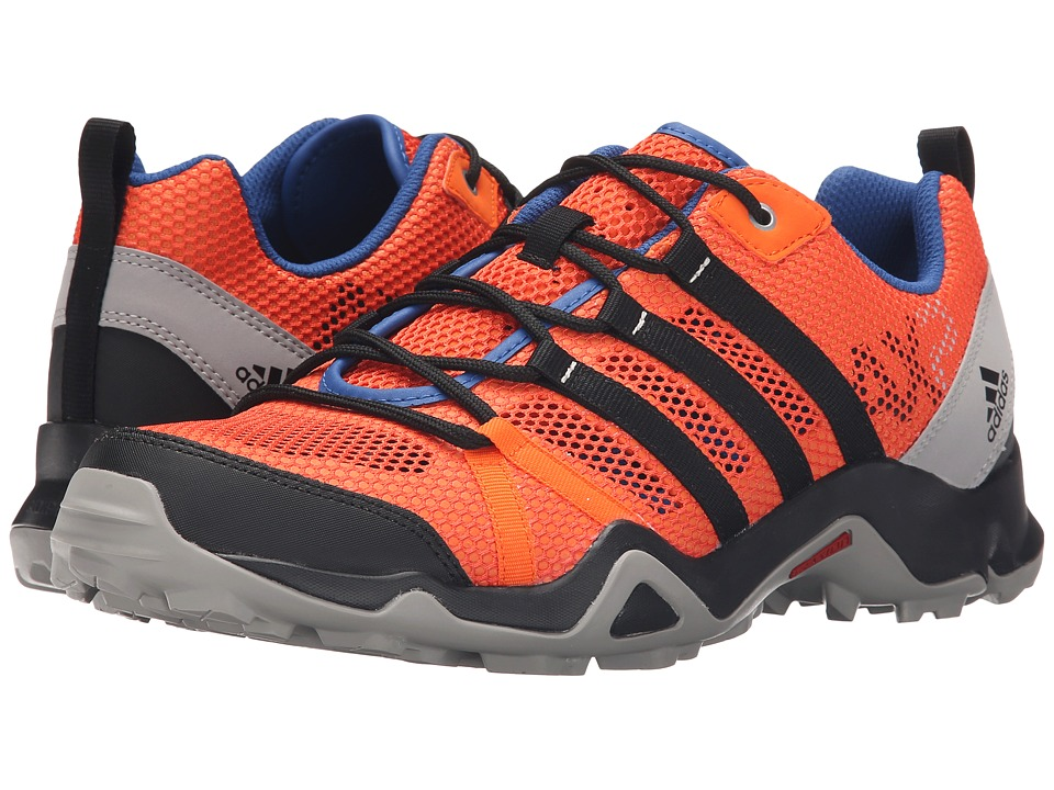 adidas Outdoor - AX2 Breeze (Orange/Black/MGH Solid Grey) Men's Shoes