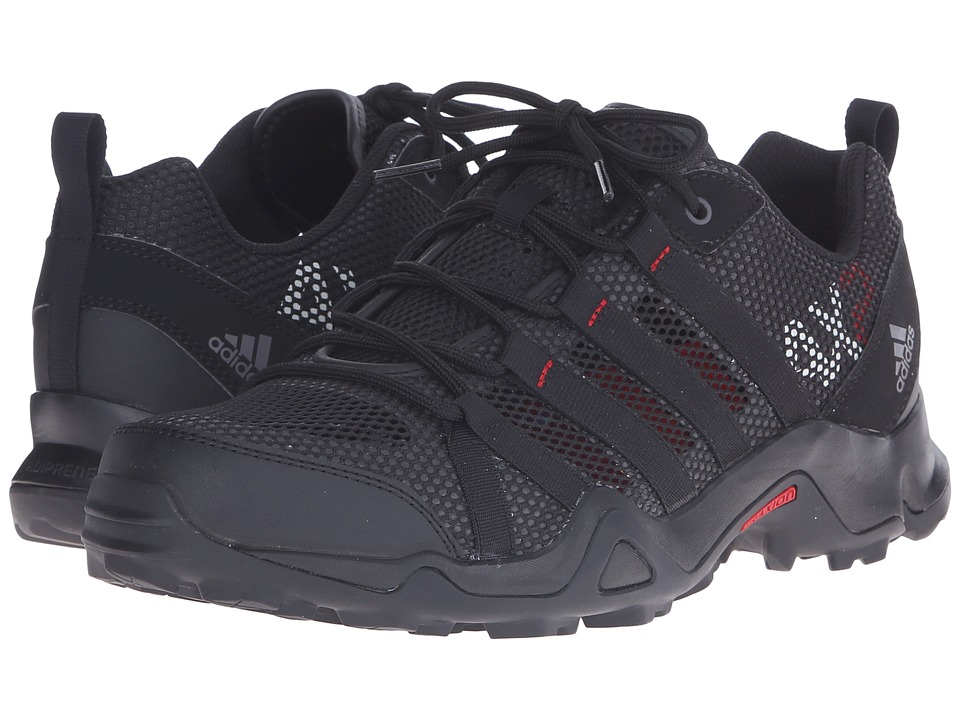 adidas Outdoor - AX2 Breeze (Black/Power Red/Granite) Men's Shoes