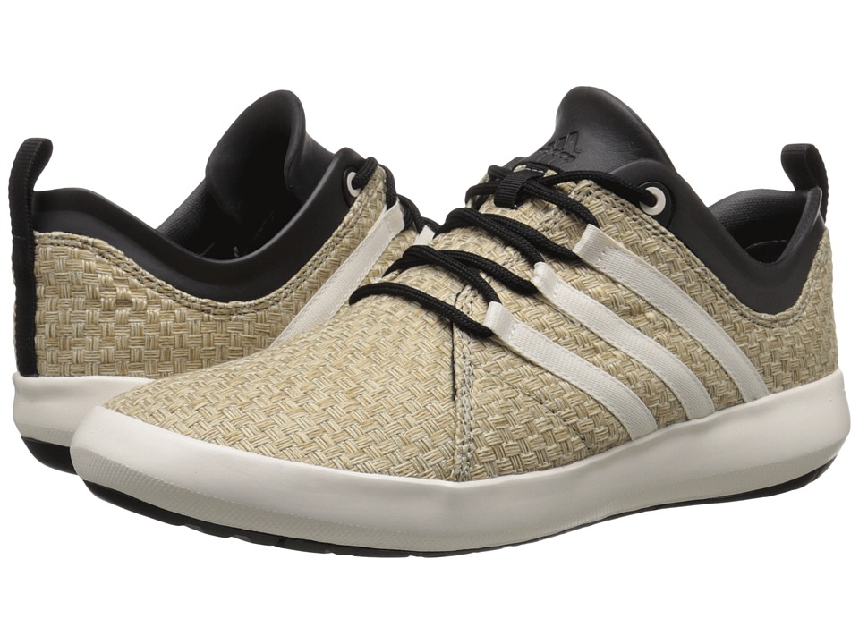 adidas Outdoor - Satellize (Matte Gold/Chalk White/Black) Men's Shoes