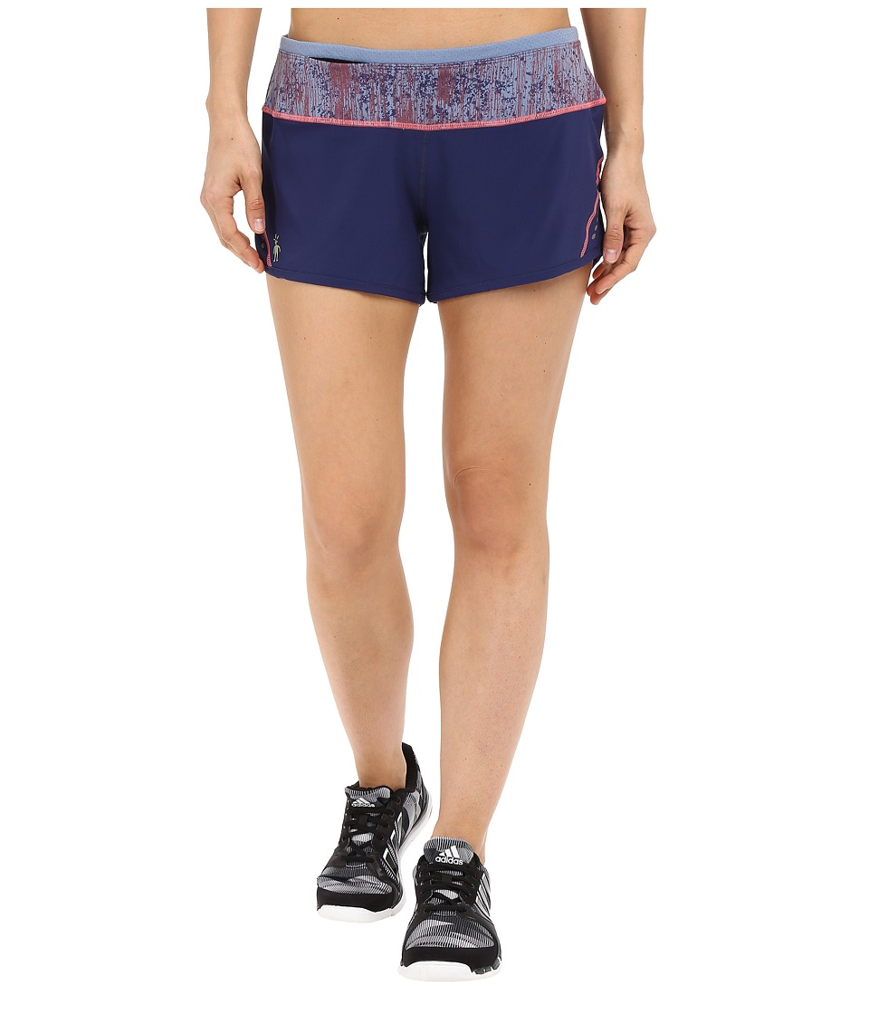 Smartwool - PhD Shorts (Ink) Women's Shorts