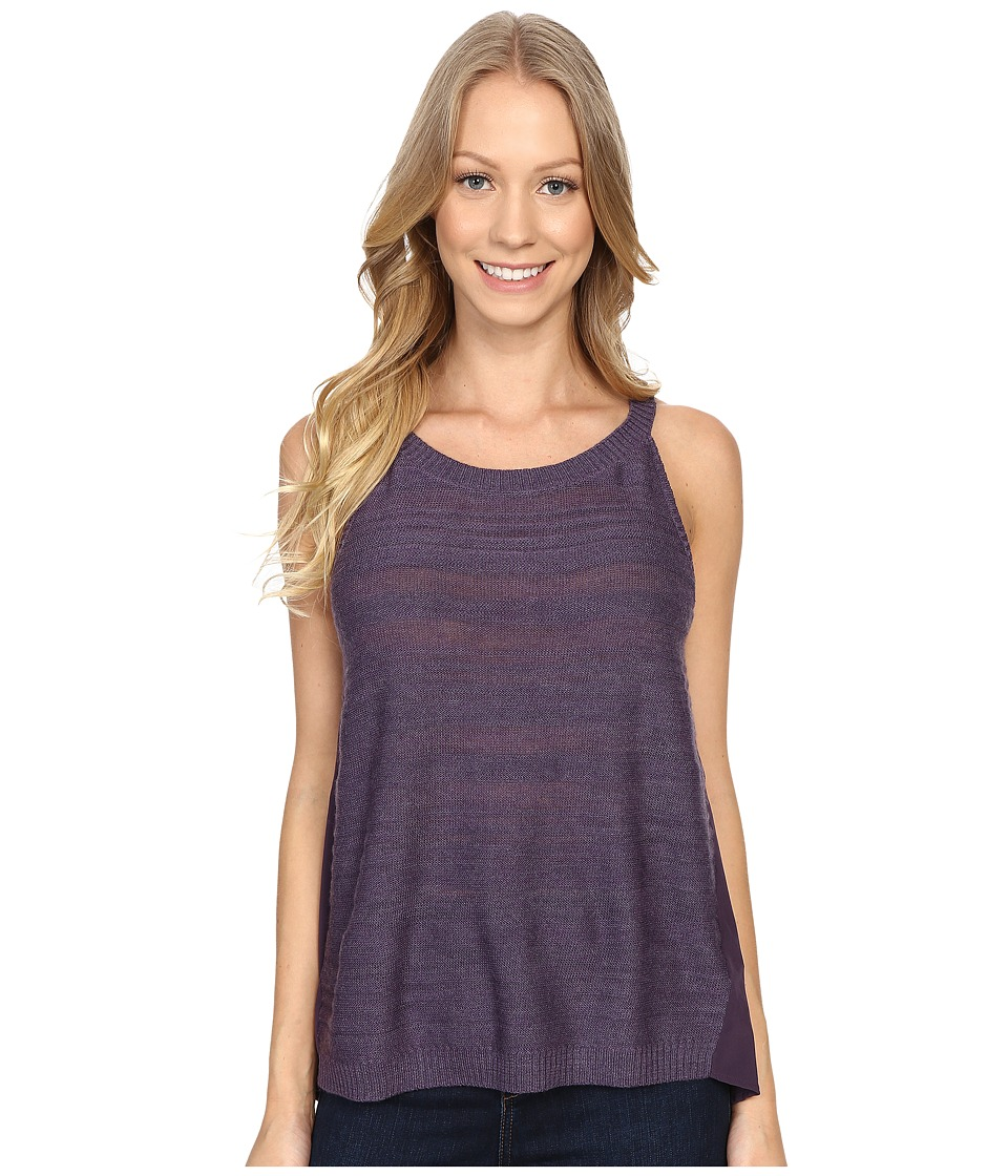 Smartwool - Palisade Trail Tank Top (Desert Purple Heather) Women's Sleeveless