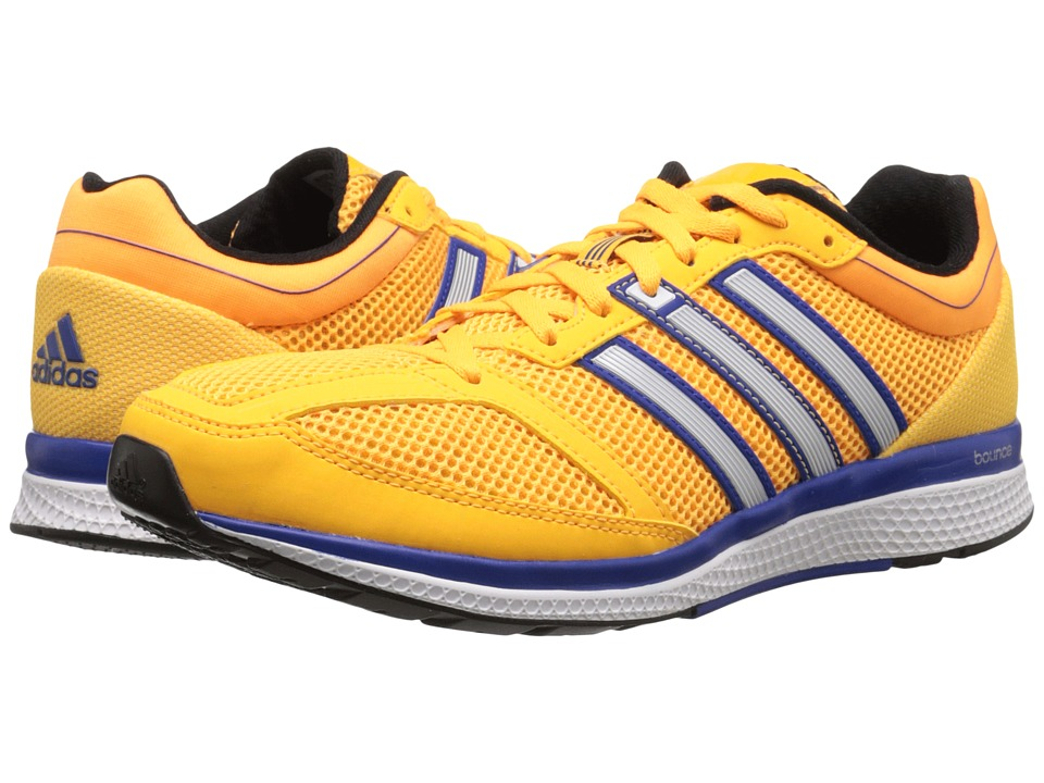 adidas - Zero Bounce (Collegiate Navy/Collegiate Royal/Solar Gold) Men's Running Shoes