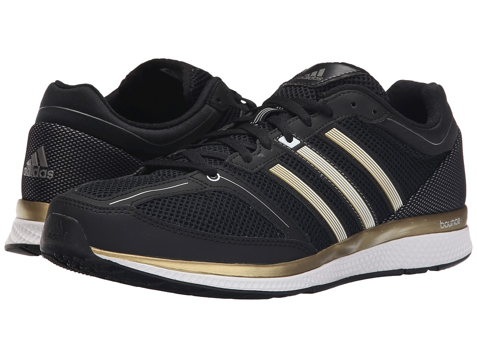 adidas - Zero Bounce (Iron Metallic/White/Black) Men's Running Shoes