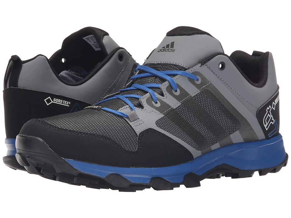 adidas Outdoor - Kanadia 7 Trail GTX (Vista Grey/Black/Chalk White) Men's Shoes