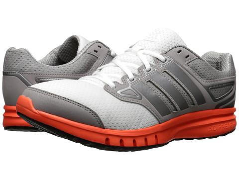 adidas - Galactic Elite (Solar Red/Solid Grey/Iron Metallic) Men's Running Shoes