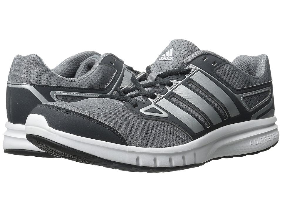adidas - Galactic Elite (Silver Metallic/Grey/Dark Grey) Men