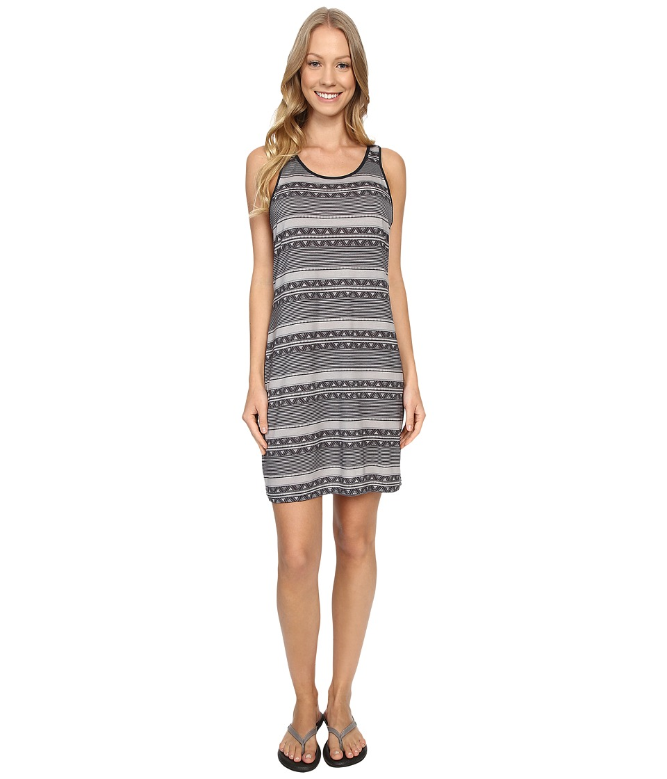 Smartwool - Fern Lake Dress (Charcoal) Women's Dress
