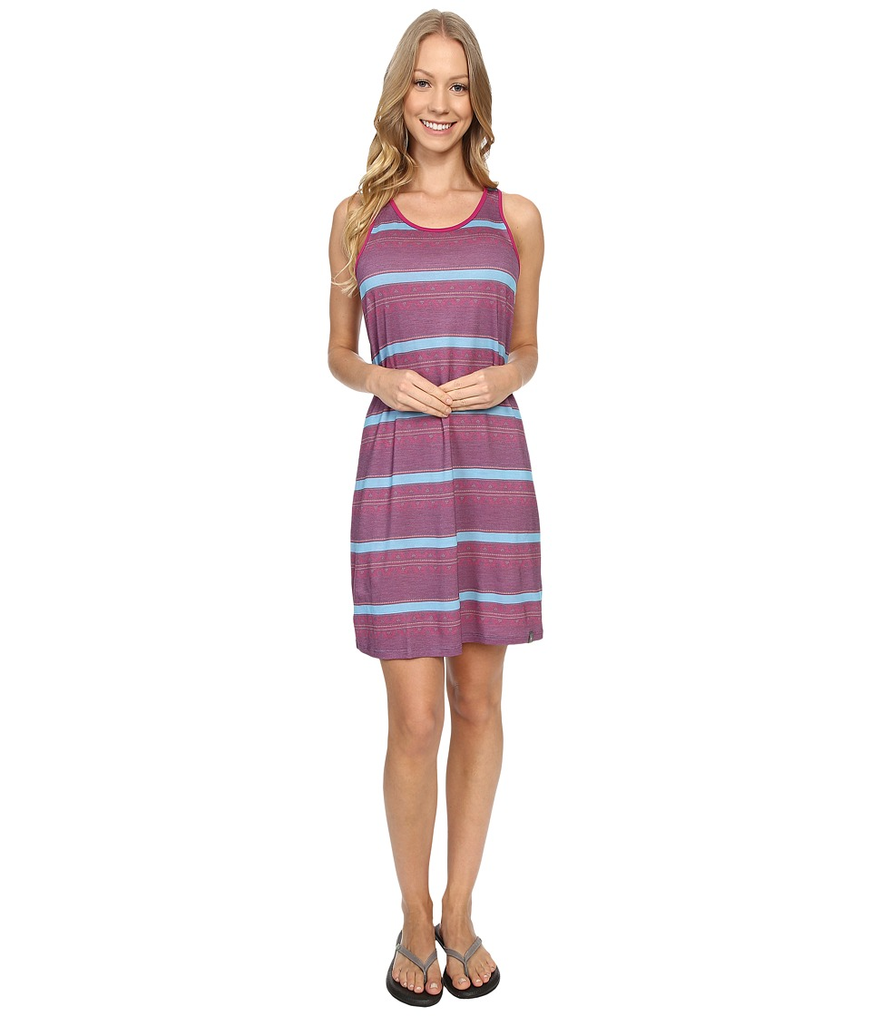 Smartwool Fern Lake Dress (Berry) Women
