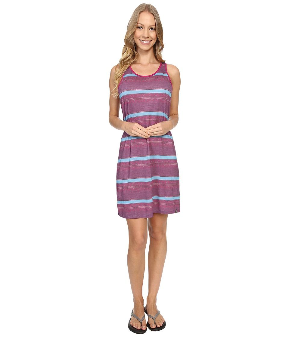 Smartwool - Fern Lake Dress (Berry) Women's Dress