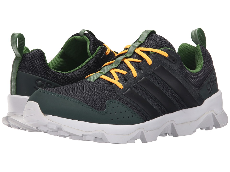 adidas Outdoor - GSG9 Trail (Dark Grey/Black/White) Men's Shoes
