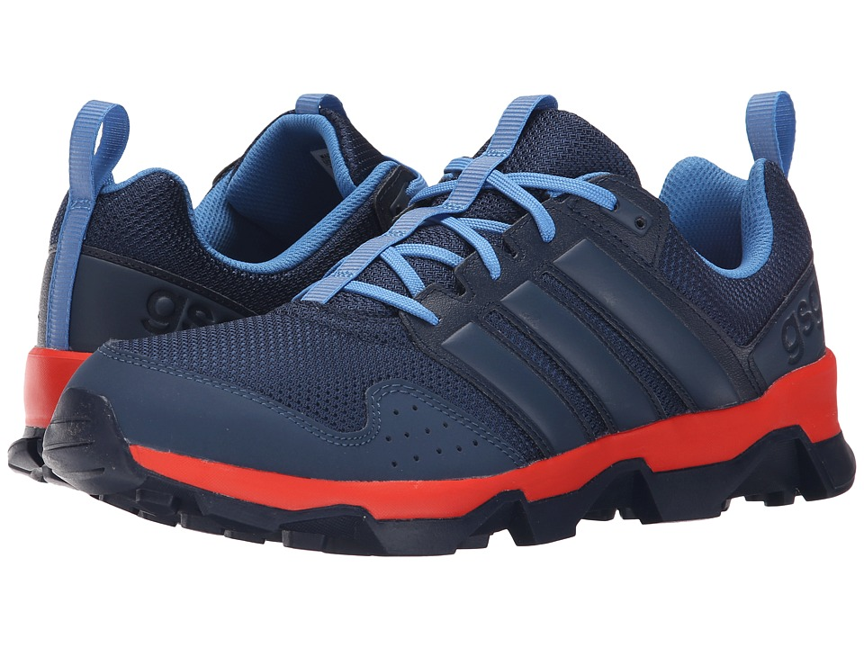 adidas Outdoor - GSG9 Trail (Collegiate Navy/Mineral Blue/Super Blue) Men's Shoes