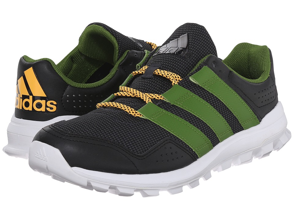 adidas - Slingshot TR (Dark Grey/Black/White) Men's Running Shoes