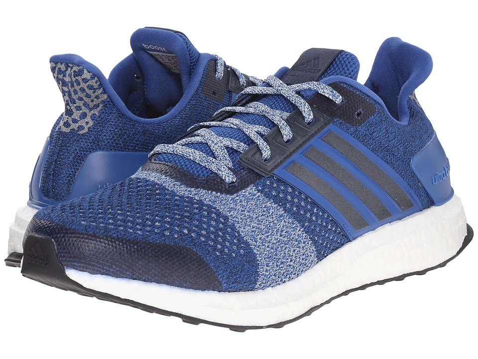 adidas Running - Ultra Boost ST (EQT Blue/Collegiate Navy/Halo Blue) Men's Running Shoes