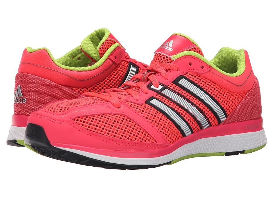 adidas - Zero Bounce (Shock Red/Iron Metallic/Black) Women's Running Shoes