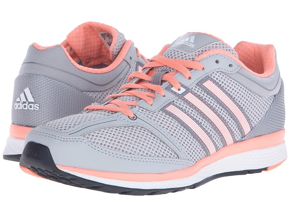 adidas - Zero Bounce (Clear Onix/Sun Glow/Grey) Women's Running Shoes