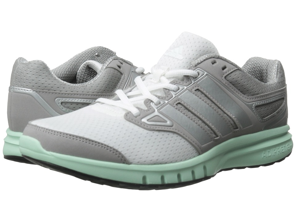 adidas - Galactic Elite (Frozen Green/Solid Grey/Silver Metallic) Women's Running Shoes