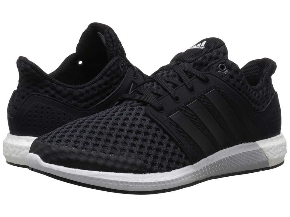 adidas - Solar Boost (Black/Clear Onix) Men's Running Shoes