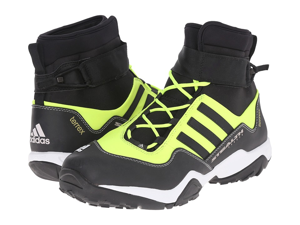 adidas Outdoor - Terrex Hydro_Lace (Solar Yellow/Black/White) Men's Shoes