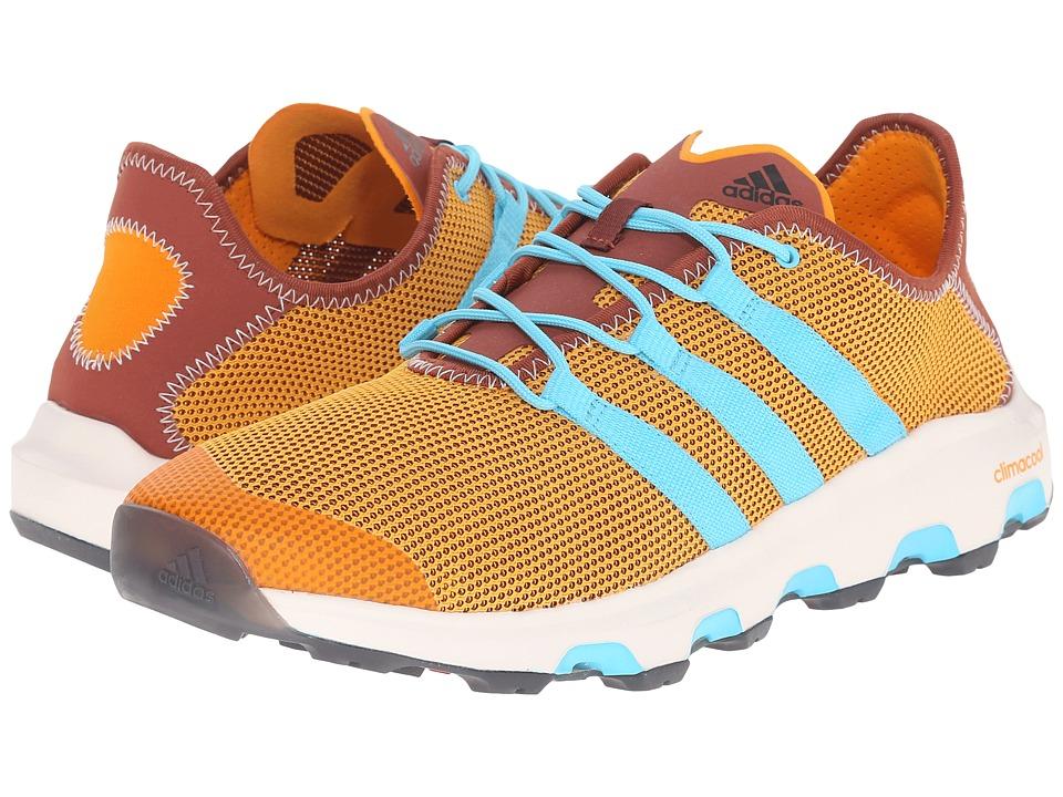 adidas Outdoor - climacool Voyager (EQT Orange/Blue Glow/Chalk White) Men's Shoes