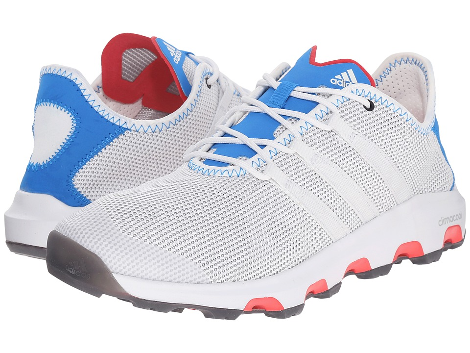 adidas Outdoor climacool Voyager (Crystal White/Black/Clear Onix) Men