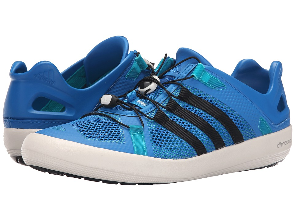 adidas Outdoor Climacool Boat Breeze (Shock Blue/Core Black/Shock Green) Men