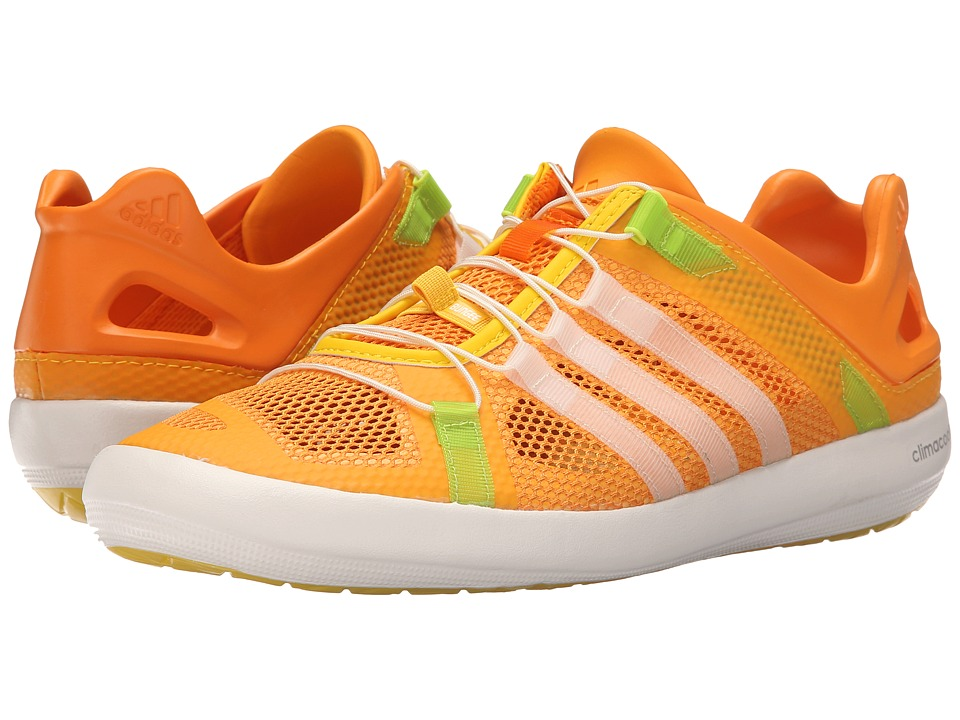 adidas Outdoor Climacool Boat Breeze (EQT Orange/Chalk White/EQT Yellow) Men