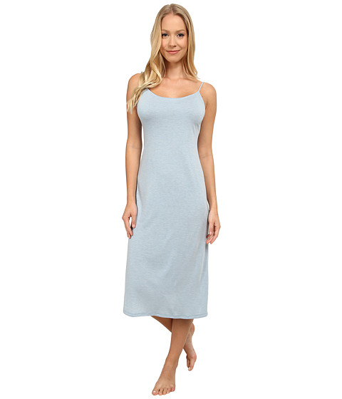 Natori - Shangri-La Gown (Hot French Blue) Women