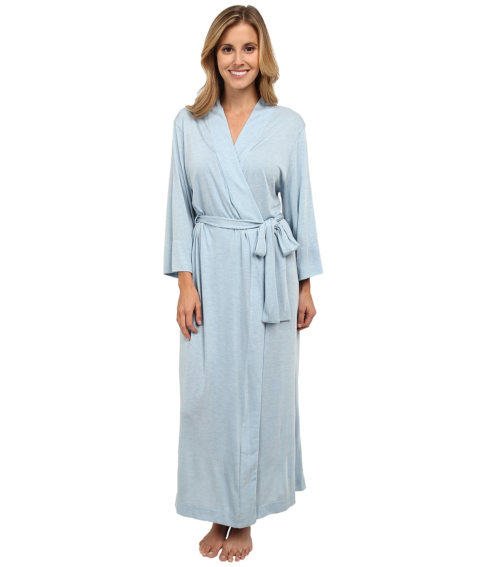 Natori - Shangri-La Robe (Hot French Blue) Women